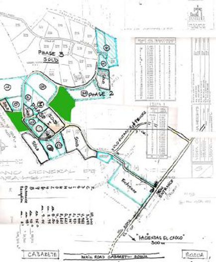 Building Lot Bordering The Future Golf Course In