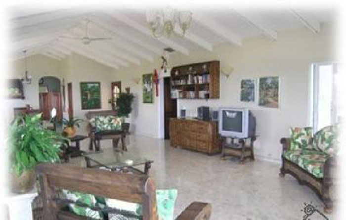 Stunning Villa In  Cofresi With 5 Bedrooms And 65