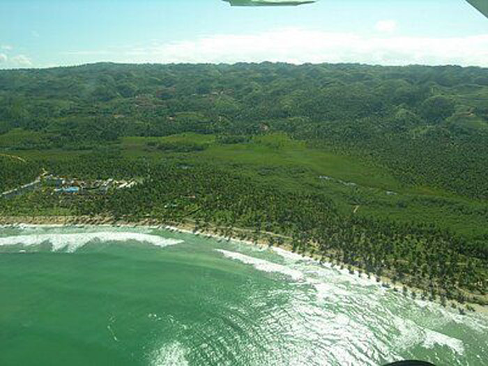 Beachfront Lot Playa Coson For Sale