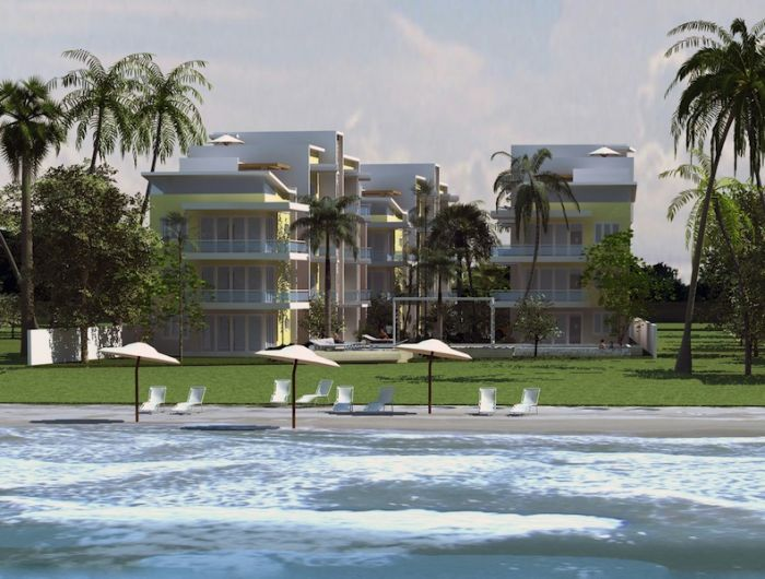 Good Investment Beachfront, Modern Apartments